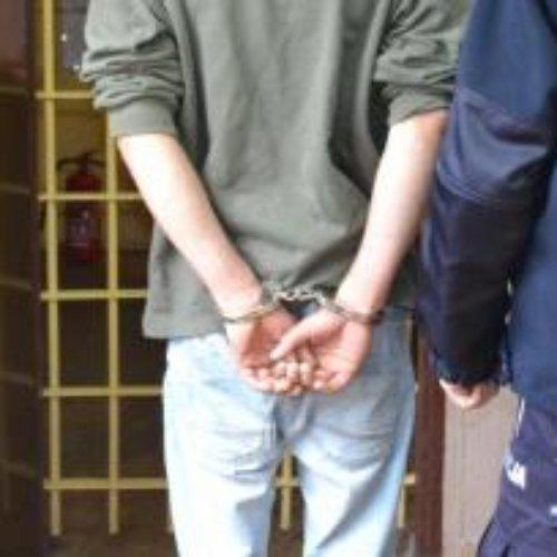 Poszukiwany 22-latek zatrzymany podczas interwencji