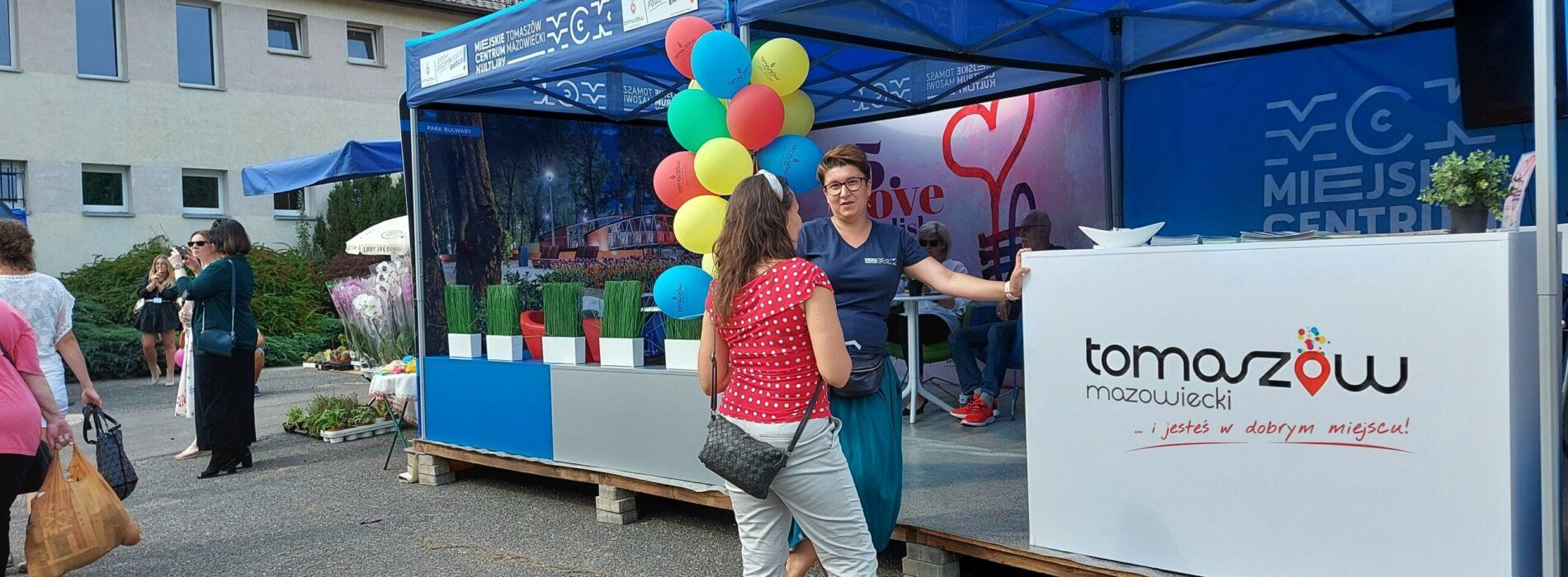 Promowaliśmy miasto na Dożynkach Wojewódzkich