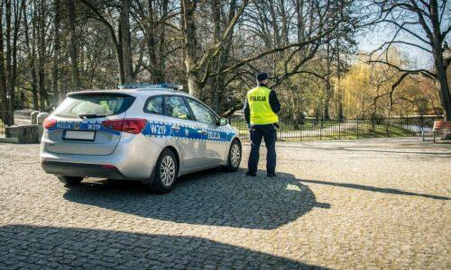 Policjant w czasie wolnym od służby, ujął nietrzeźwą kierującą